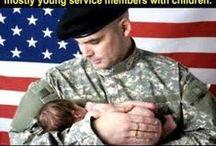 America/Patriotic/Military / by Alyssa Chandonnet