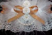 Autumn - Fall Wedding Garter / A Fall Wedding Garter - and it's all about YOU. Great beginnings with tradition and our Autumn Bridal Garter custom made and personalized just for you. / by garters.com