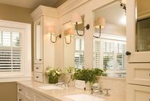 H. Bathroom's / by Trisha Benson-Priesmeyer