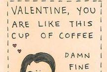 Valentines xoxo / by Trisha Benson-Priesmeyer