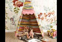 Textiles, Sewing, Strings & Things / by Ann Keller