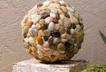 Crafts ~ Rock, Stone, Pebble Art Projects / Rock, pebble and stone art works and craft projects are on this board.  / by Christina Mendoza