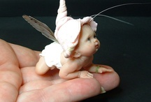 Crafts ~ Miniatures, Dolls, Doll Houses, Doll Accessories and Clothes / by Christina Mendoza
