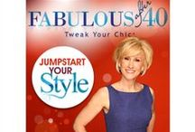 Fashion Tips For 40+ Women / I need all the help I can get with fashion. Hoping this board will help me figure out what to wear, because I still dress like a college student even though I just turned 50... / by Susan McClain