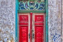 Doors / by Marie Haley