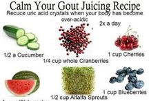 Gout diet & remedies / by Christine Cassidy