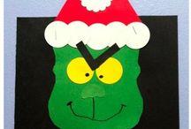 Grinch Day in First Grade / by Karen Tran