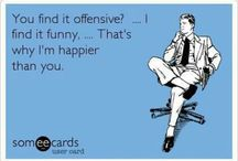 My thoughts exactly!! / The funny, the serious and the awesome sayings and pictures of life.  / by Missy Lanham