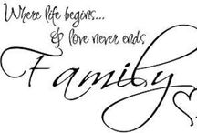Love and Family / by Jimmye Grimes