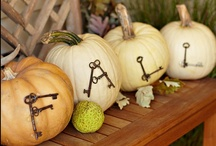 Fall Fabulousness / Our favorite recipes, decorating ideas, DIY projects, and activities for fall. Includes Thanksgiving, Election Day, Dia de Los Muertos, turkeys, pumpkins, spooky ghosts, and falling leaves.  / by Frank Howard Allen