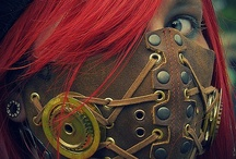 Steampunk / by Bad Wolf