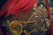 Steampunk / by Bad Wolf