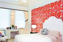 Dream Home: Teen/Tween / These rooms are funky, fun and full of personality. / by Frank Howard Allen