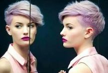 Short Hair / Short hair styles for women  / by Tracy Wright Corvo Photography