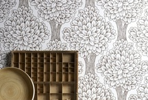 Set the wall between us / All of the walls in my house are Oatmeal by Sherwin Williams.  / by Stef Lu Beck
