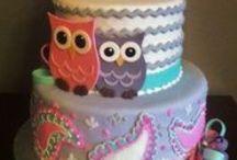 Cakes Cakes Cakes!!! / by Jennifer Marsh
