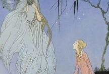 Fairy Tales / by Joye Breton