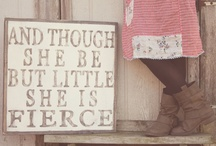 Quotes / Words to live by and some to laugh at. / by Style Through Her Eyes