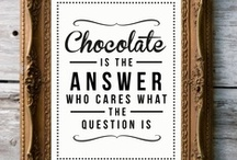 Chocolate / Iheart all things chocolate / by Hide A Heart MCatherine