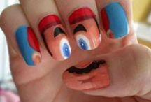 Nails (: / Uma mais linda que a outra *-*  / by Milenna Oliveira