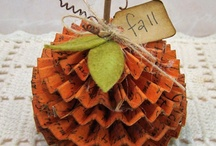 Autumn/All Hallows Eve/Thanksgiving / by www.creationsofacoffeeholic.blogspot.com LeAnne Parris