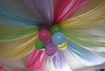 Birthday Party Ideas / by Carie Wright