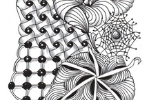 Zentangles / by Deanna Raabe