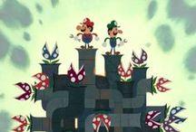 Favourite Fanart: Super Mario Brothers / by Jessica Nevala