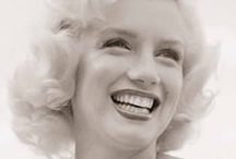 My idol....Marilyn Monroe / by Mary Leister