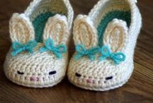 crochet/ knitting / by Dagmar Heyman