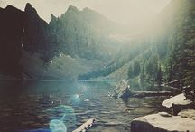 Beautiful Places & Spaces / by Libby C