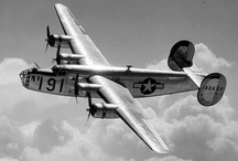 B-24 LIBERATOR / by Steve .. Saved by the Grace of God