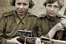 WWII / SOVIETS ~ RUSSIANS / by Steve .. Saved by the Grace of God
