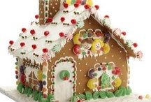 Christmas - Gingerbread  / by Donna Pettite