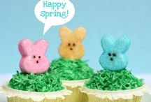 Easter / Spring Cupcakes & Cakes / by Donna Pettite