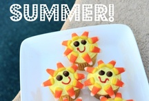 Summer Time Cupcakes / Cakes / by Donna Pettite
