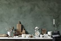 cookin' kitchens / by clé tile