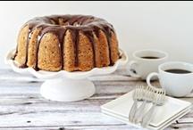 Cakes - Bundt / by Donna Pettite