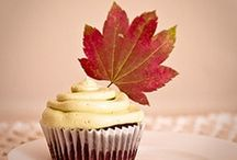 Fall / Fall Flavors Cupcakes / Cakes / by Donna Pettite