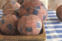 Americana / Red, white, blue and proud all over. / by Pendleton Woolen Mills