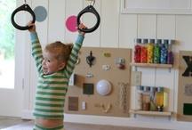 House Ideas: Playroom  / by Diana Loader