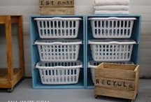 House Ideas: Laundry room / by Diana Loader