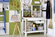 House Ideas:Garage / by Diana Loader