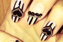 Nails Galore / Nail art & nail designs / by Hannah Monroe
