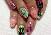 Nails / by Tabatha Shannon
