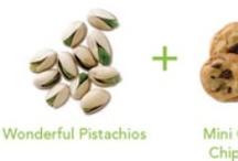 Pistachio Pairings / by Wonderful Pistachios