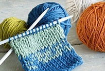 knitting / by Shari Kloos