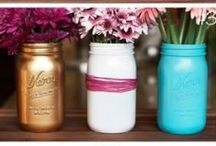 DIY & Craft Inspiration / Crafts, decor, and home projects to make your place / by Alicia | Jaybird Blog