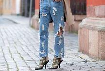 Street Fashion // Fashion  / by Melissa Torres