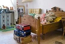 Kids rooms/play areas / by Jaz Waz